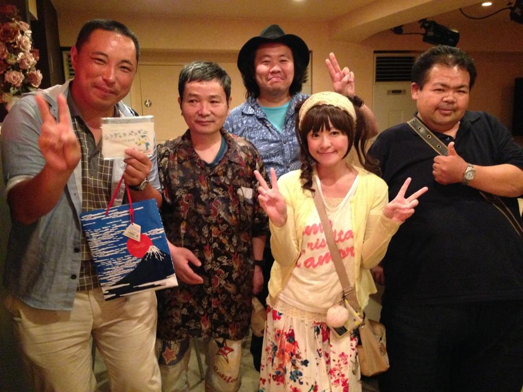 銀座miiya cafe!愛にきてくれたみんな!ありがとう!!