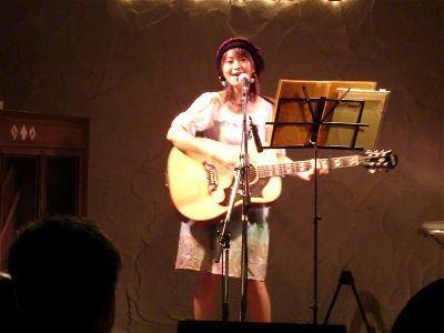 yuyuがはじめてライブをした日