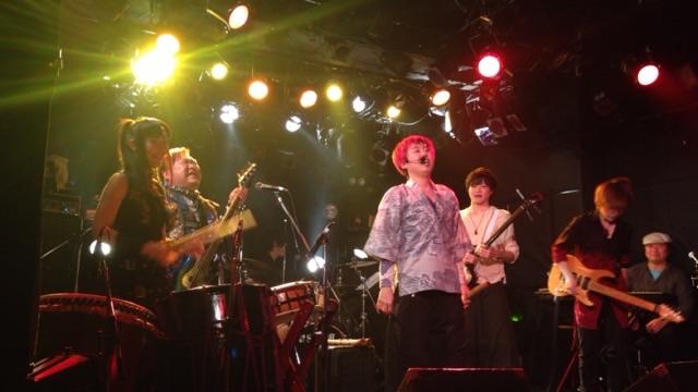 和楽器ロックバンド「白虎」白虎のライブを観に行ってきました!めちゃめちゃ楽しかったよぉ!和の音って良いなぁ(≧∇≦)