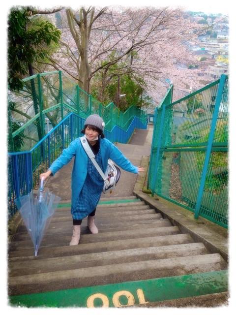 岡村町の怪談(階段⁉︎)