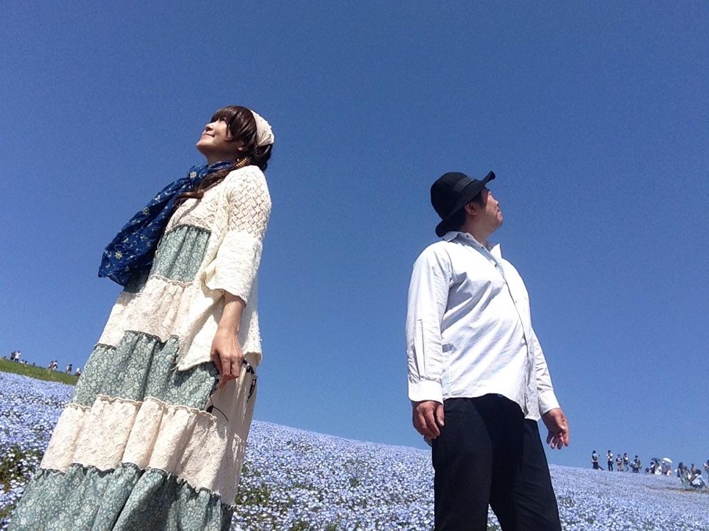 空と花と風と撮影