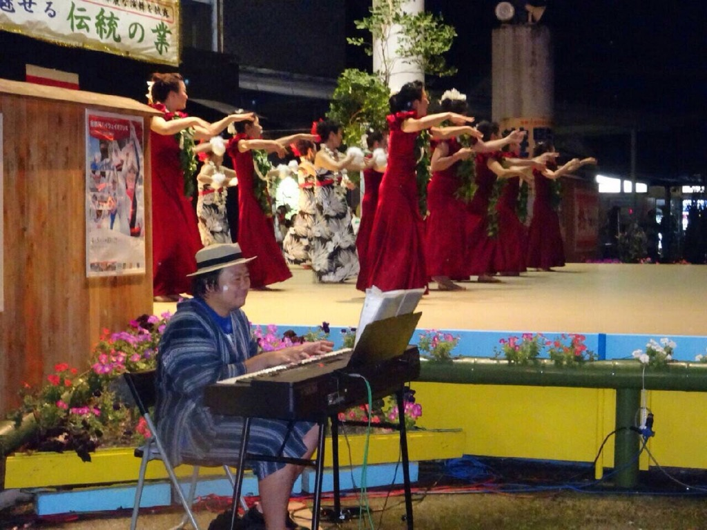 阿波踊り前夜祭!楽しかったぁ!