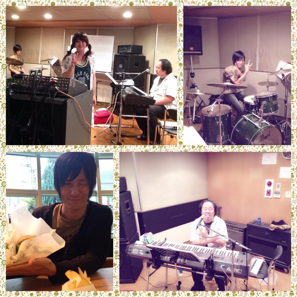 yuyu with eriri with ファンキチー